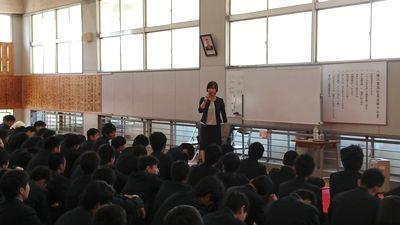 学校生活 学校行事 / 福岡県立八...